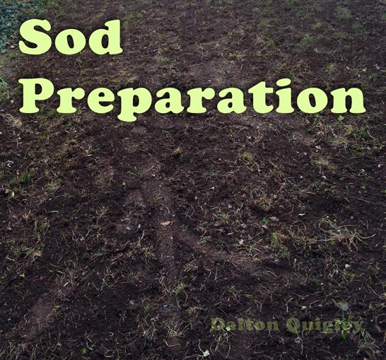 sod-preparation